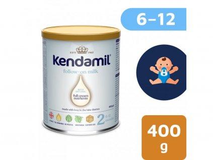 Kendamil pokracovaci mleko 2 400 g DHA+1