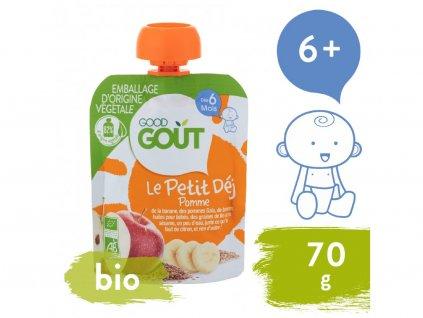 Good Gout BIO Jablecna snidane1