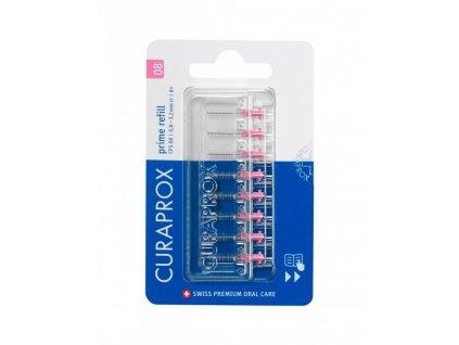 curaprox cps 08 prime refill mezizubni kartacky 8 ks