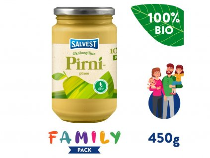 salvest family bio hruska 100 450 g 1