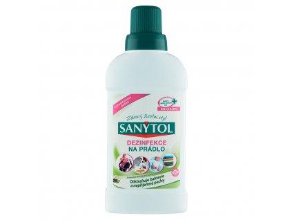 SANYTOL dezinfekce na pradlo aloe vera 500 ml