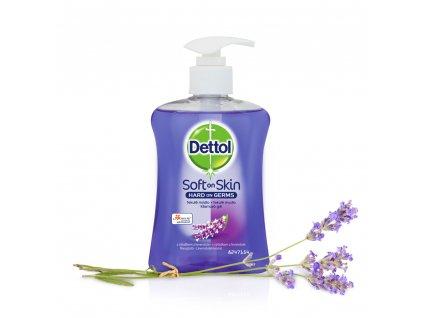 Dettol tekute antibakterialni mydlo 500 ml levandule