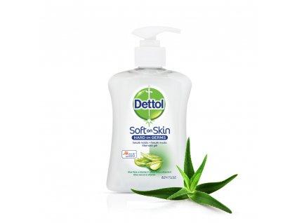 Dettol tekute antibakterialni mydlo 500 ml aloe vera
