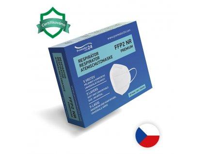respirator FFP2 promedor24 premium NR 10 kS