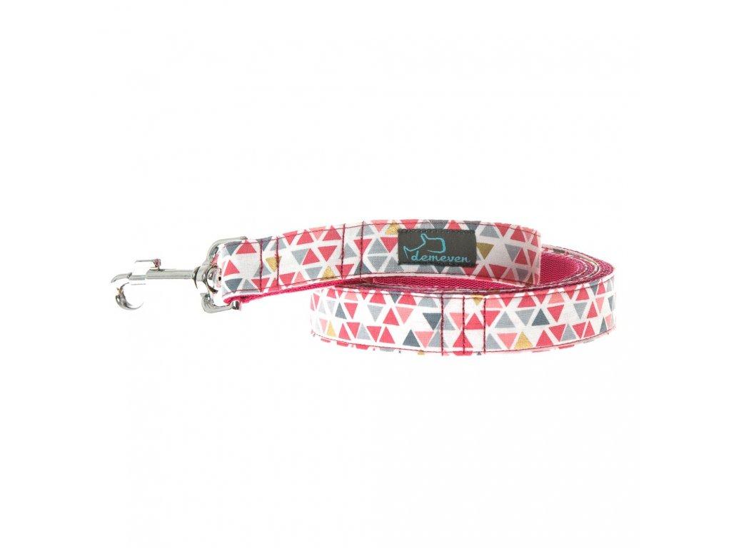 korint voditko pro psa na venceni vencici demeven jdemeven kvalitni krasne originalni stylove ruzove