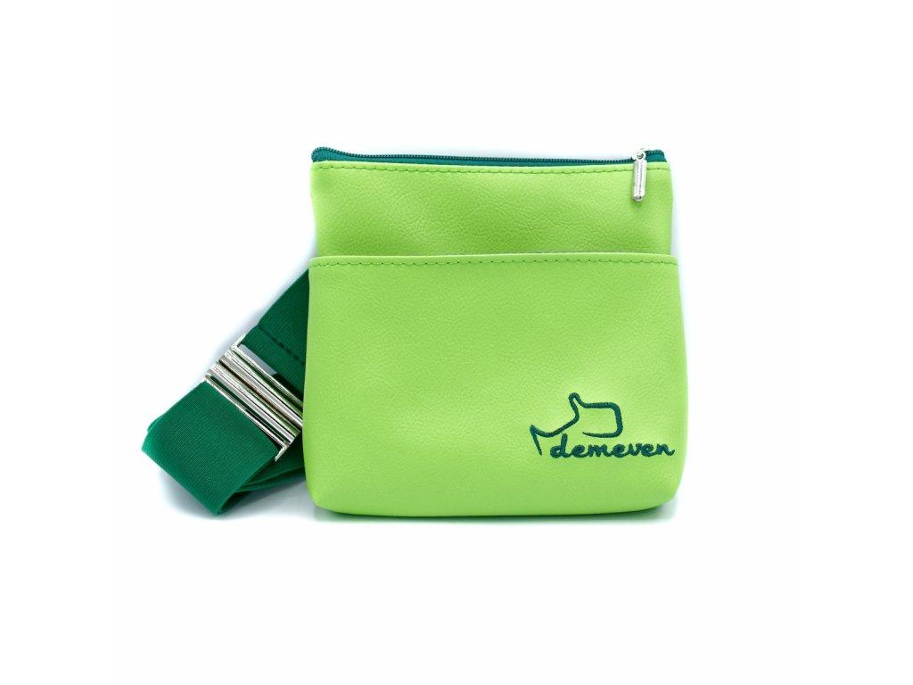 pamlskovnik zeleny vycvik psa kapsa na pamlsky na cvicak vycvikova pomucka demeven kvalitni velky