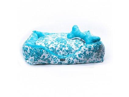 Persepolis 2 pelech psi pelisek pro psa krasny kvalitni svlekaci potah cerveny chlupaty stylovy demeven