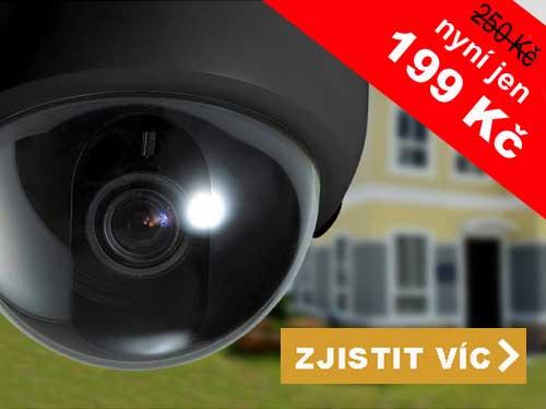 Dome-atrapa-kamery