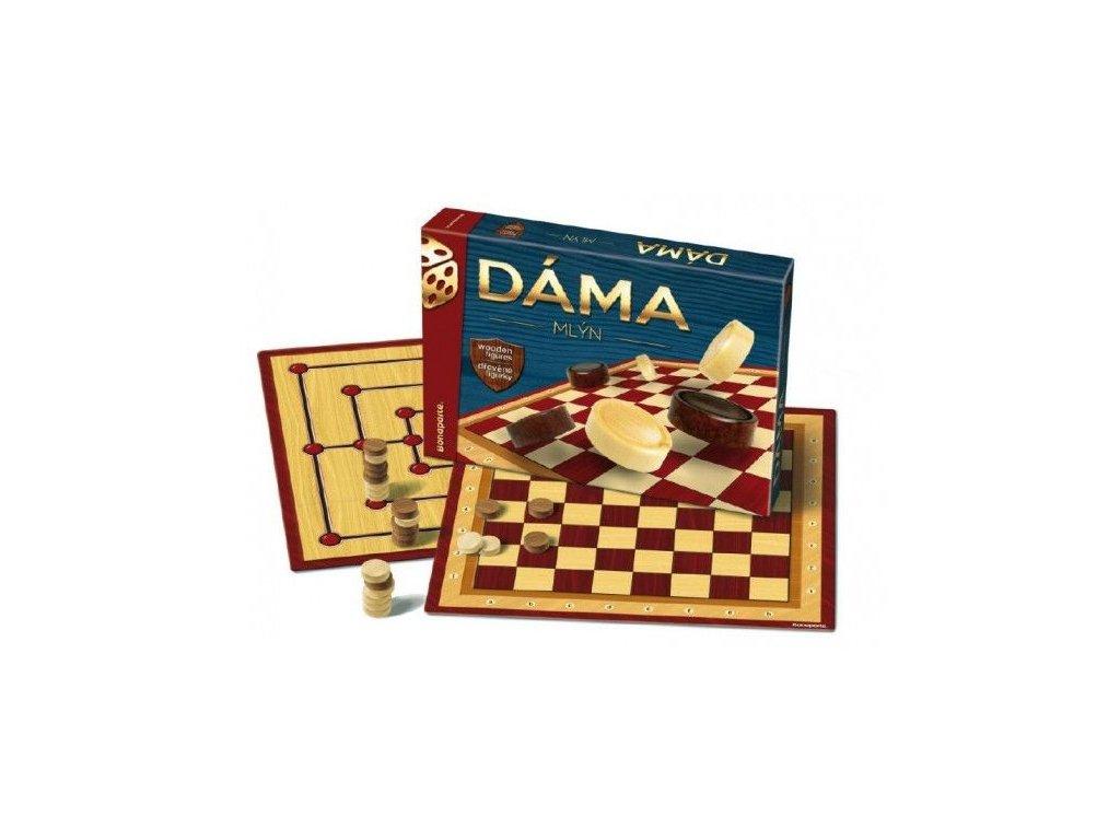 Dama-+-mlyn-spolecenska-hra-v-krabici-33x23x4cm-na-Deminas