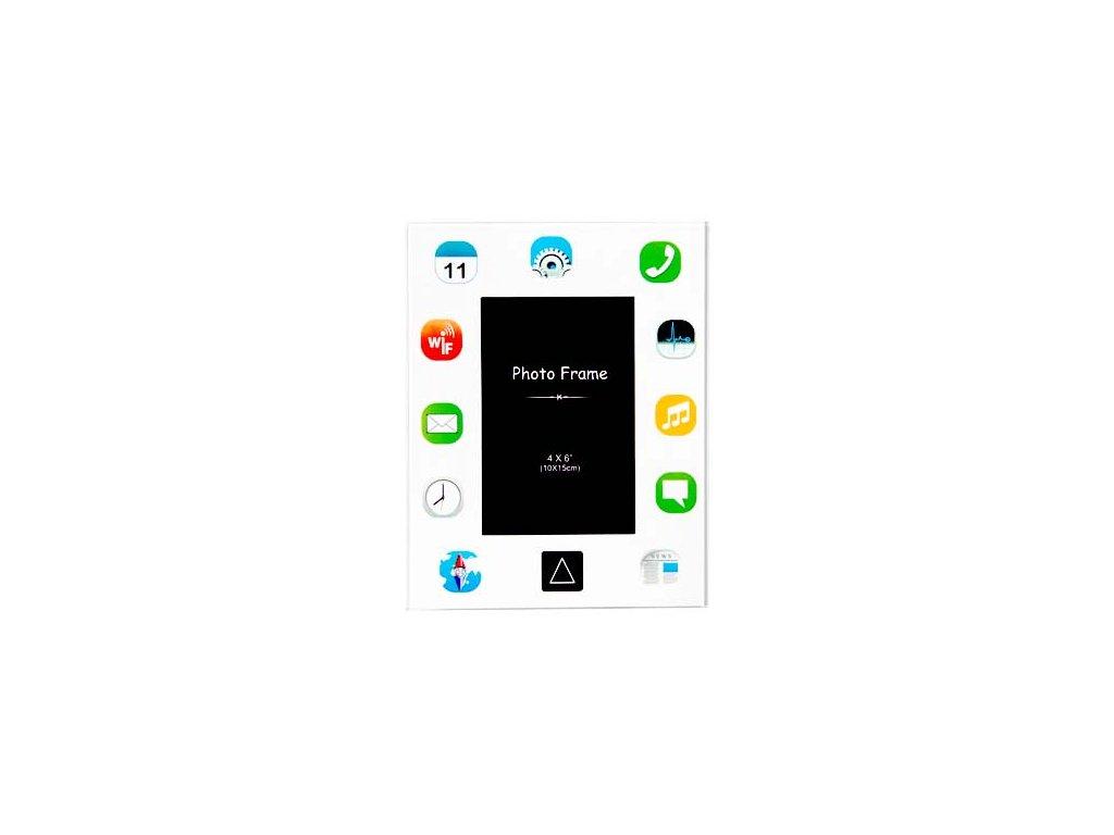 Fotoramecek-iPad---bily-na-Deminas