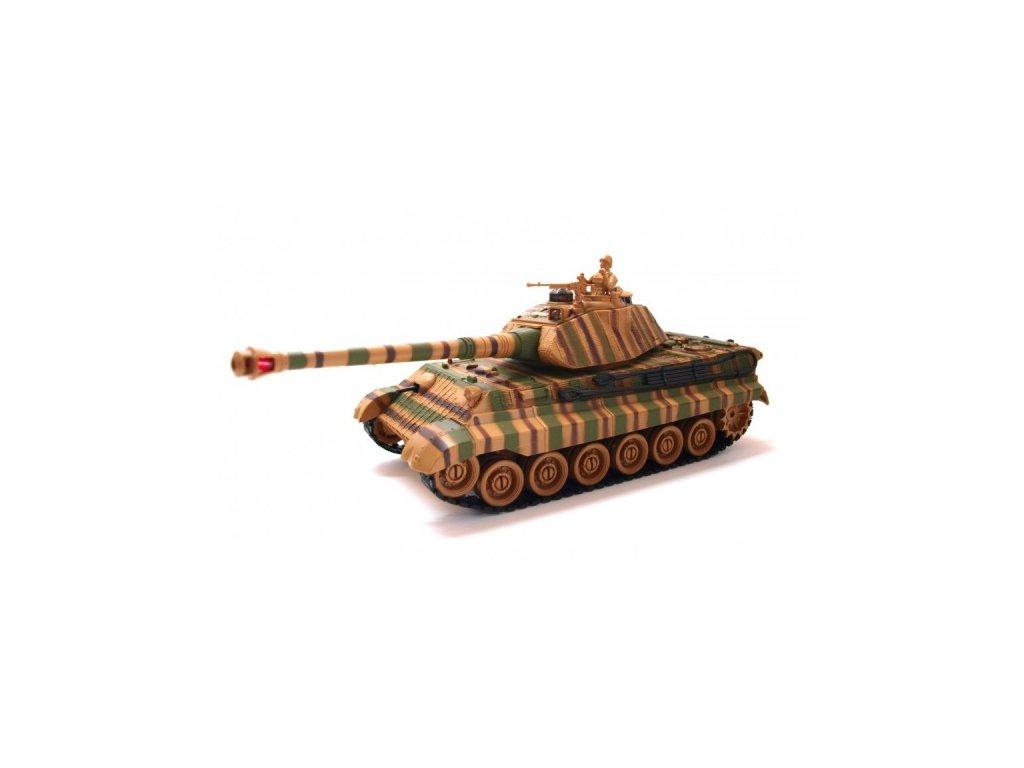German-King-Tiger-v2-1:28-2.4GHz-RTR-na-Deminas
