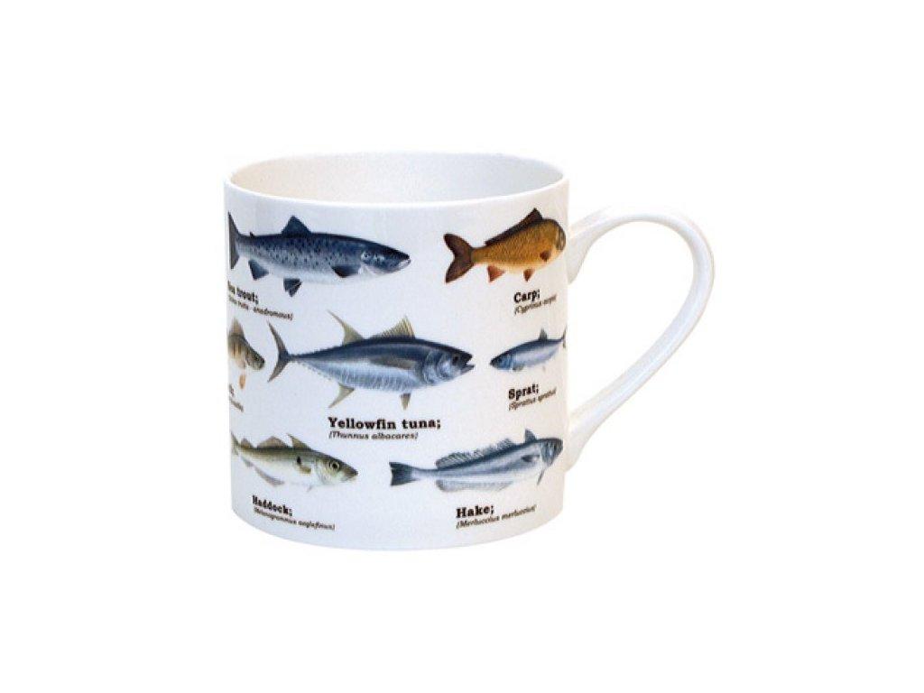 3995 1 hrnek s rybami
