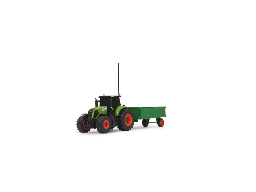 AXION-CLAAS-850---Traktor-s-privesem-1/28-na-Deminas