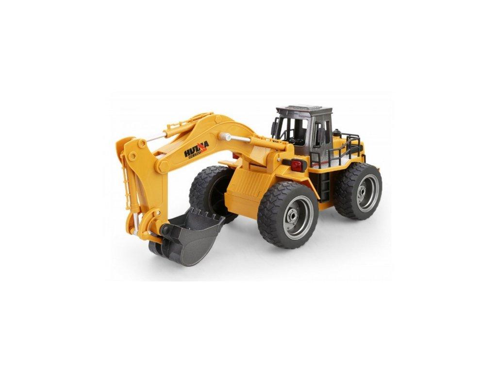 BAGR-HN530-Excavator---1:18-s-kovovou-lzici-na-Deminas