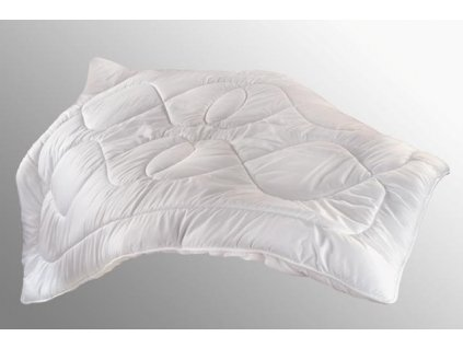 Prikryvka-Luxus-Plus-140x200cm-celorocni-1000g,-Barva:-Bila-na-Deminas