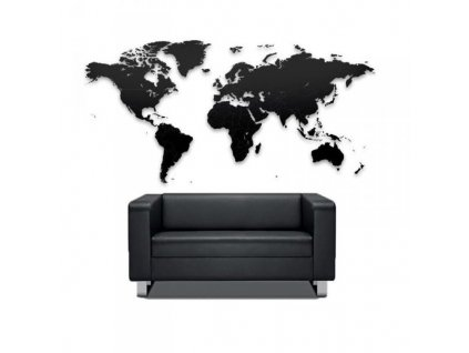 Puzzle-mapa-sveta-(100x60)---cerna-na-Deminas