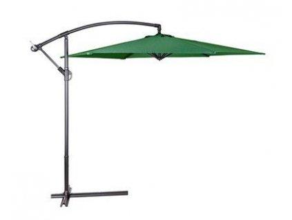 Slunecnik-EXCLUSIVE-bocni---zeleny-300cm-na-Deminas