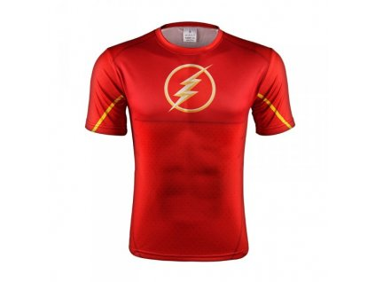 Sportovní tričko - Flash - Velikost (Varianta XXL)