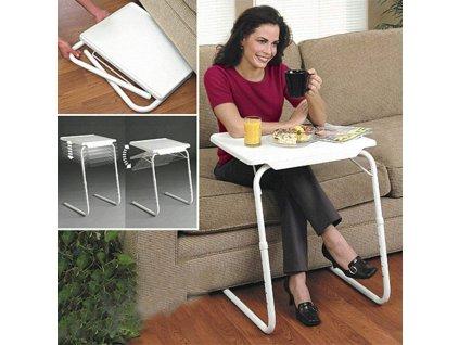 unikatni stolek skladaci
