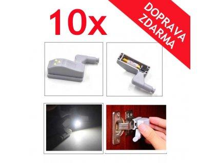 svetlo do skrine 10x