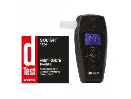 15011 3 solight alkohol tester profi 0 0 3 0 bac citlivost 0 1 barevny displej automaticke cisteni