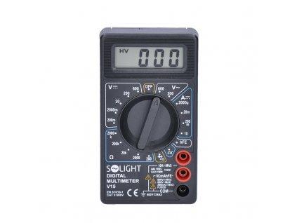 15152 4 solight multimetr max ac 500v max dc 500v 10a test diody bzucak