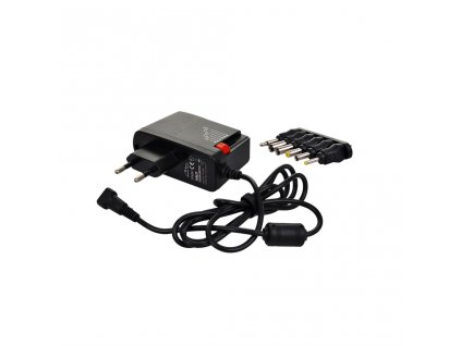 15275 2 solight univerzalni sitovy adapter 1000ma stabilizovany vymenne konektory