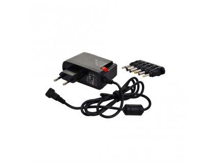 15287 2 solight univerzalni sitovy adapter 600ma stabilizovany vymenne konektory