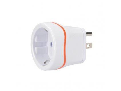 15455 5 solight cestovni adapter pro pouziti v usa