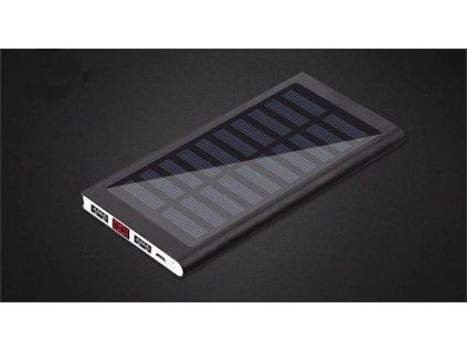 Solární powerbanka (Varianta Růžová)