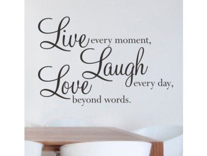 Dekorativni-nalepka-na-zed---LIVE-LAUGHT-LOVE-na-Deminas