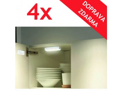 svetlo do skrine 4x