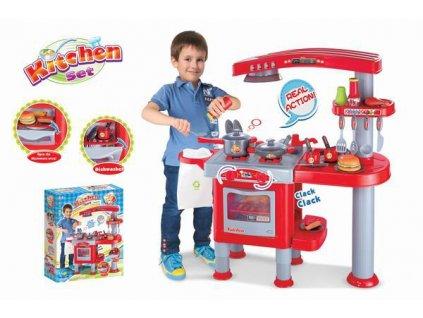 Detska-kuchynka-G21-velka-s-prislusenstvim-na-Deminas