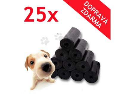 sacky na psi exrementy 25