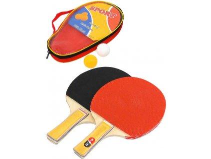ping pong set rakiet