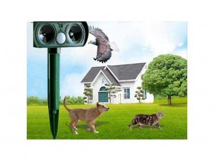 odpuzovač koček a psů - Plašič zvířat