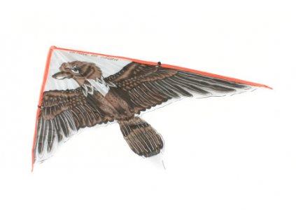 Drak-letaci-Orel-hnedy-nylon-na-Deminas