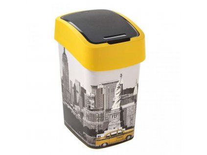 FLIPBIN-odpadkovy-kos-25l---NEW-YORK-CURVER-na-Deminas