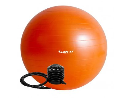 Gymnasticky-mic-MOVIT-s-pumpou---85-cm---oranzovy-na-Deminas
