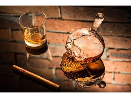 Alkoholova-Lebka---Lahev-na-Deminas