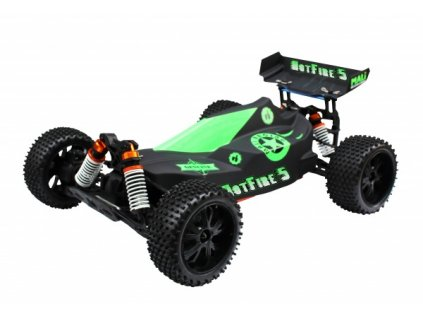Hot-Fire-Buggy-5,-1:10-XL-Brushless-RTR-Waterproof-na-Deminas