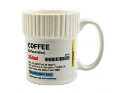 Hrnek na předpis (Varianta káva)