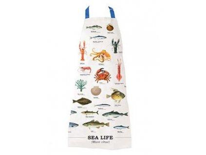 5498 kuchynska zastera morsky svet