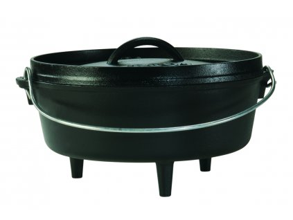 Litinovy-outdoorovy-hrnec-s-poklici-Lodge-3,8l-(Camp-Dutch-Oven)-na-Deminas