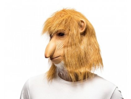 Maska-opice-nosac---Kahau-nosaty-na-Deminas