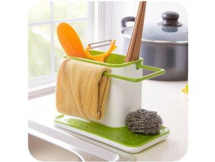 Organizer-do-kuchyne---zeleny-na-Deminas