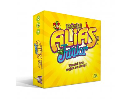 Party-Alias-Junior-2.-vydani-na-Deminas