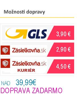 Spôsoby dopravy aplatby na deminas.sk