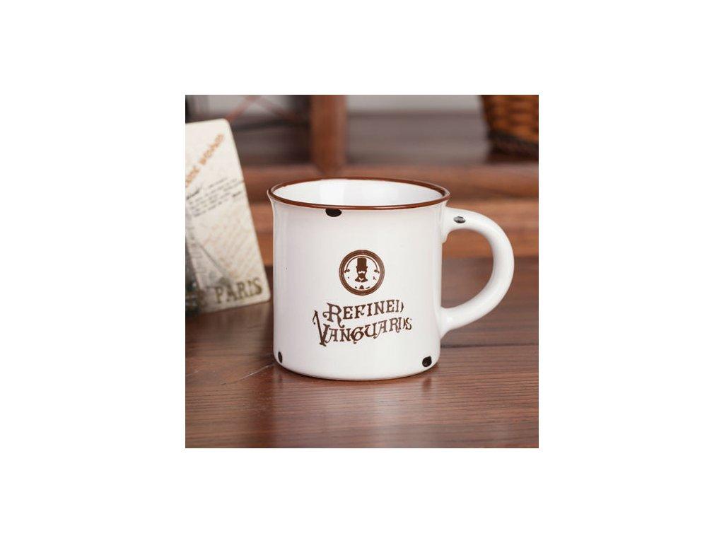 Porcelánový-MINI-retro-hrnček --- Refined-Vanguards-na-Deminas