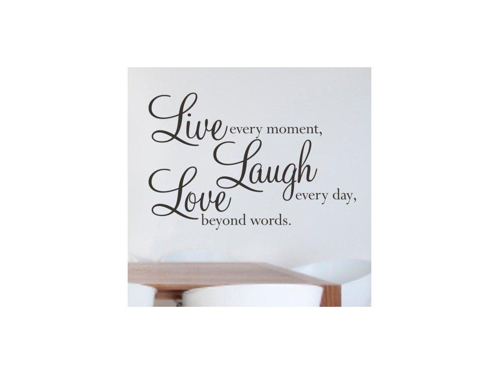 Dekoratívna-nalepka-na-stenu --- LIVE-laught-LOVE-na-Deminas
